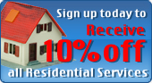 Sign up today to receive 10% off to all Residential Services - NYLocksmith247.com